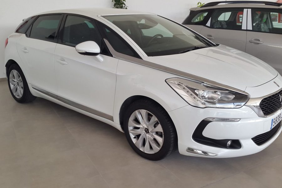 DS5 HDI 120CV
